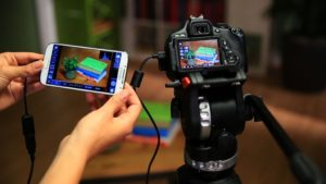 Connecting DSLR Camera with Android Device