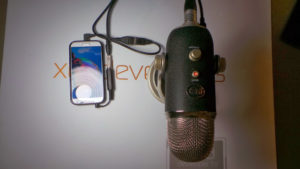 Use External mic on Android Device