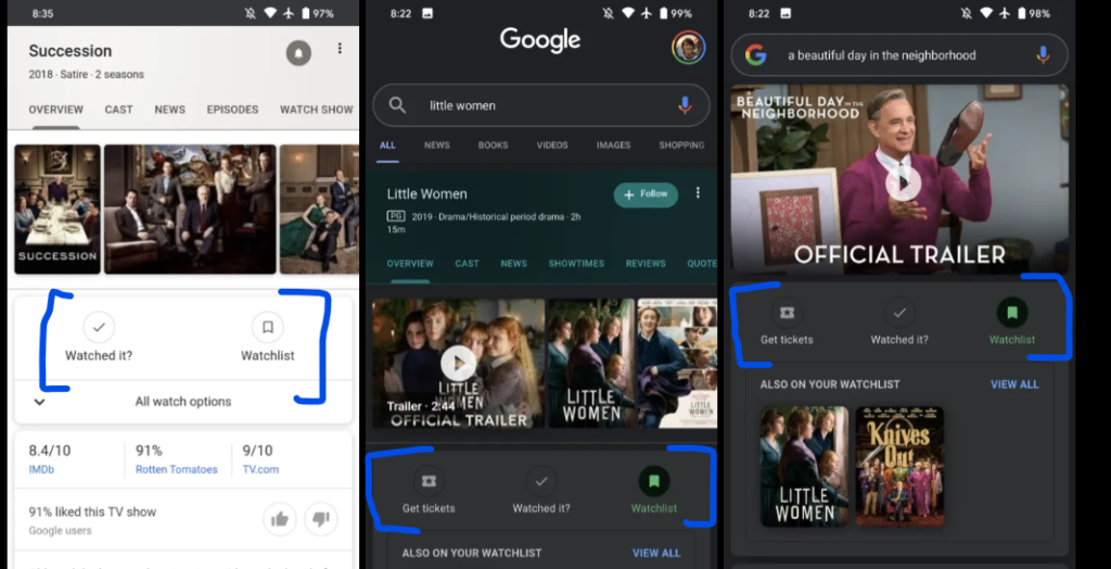 google-search-watchlist-feature