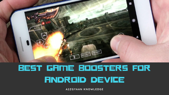 Best Game Boosters for android device
