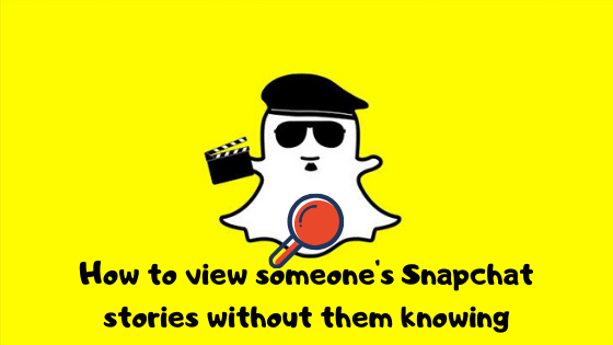 How to view someone's Snapchat stories without them knowing (1)