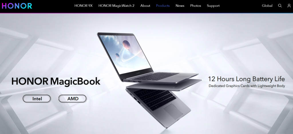 Honor-MagicBook-laptop-series