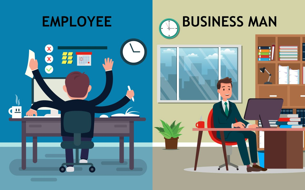 Job vs Business – Which One is Better