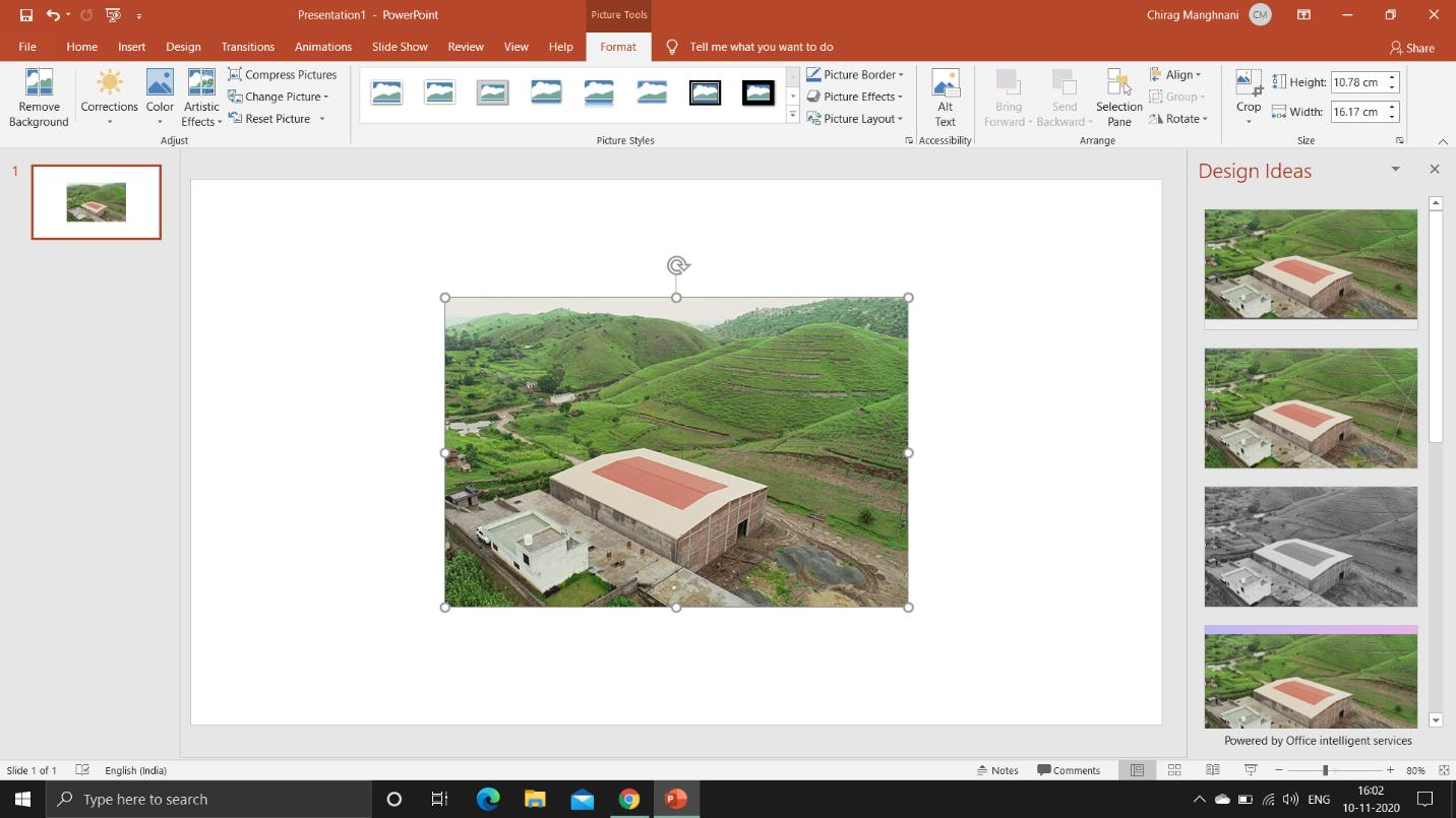 How to Remove Background of Image in Powerpoint 1