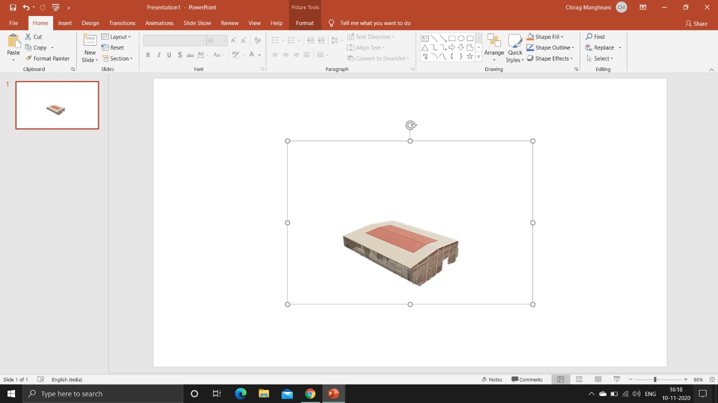 How to Remove Background of Image in Powerpoint 3
