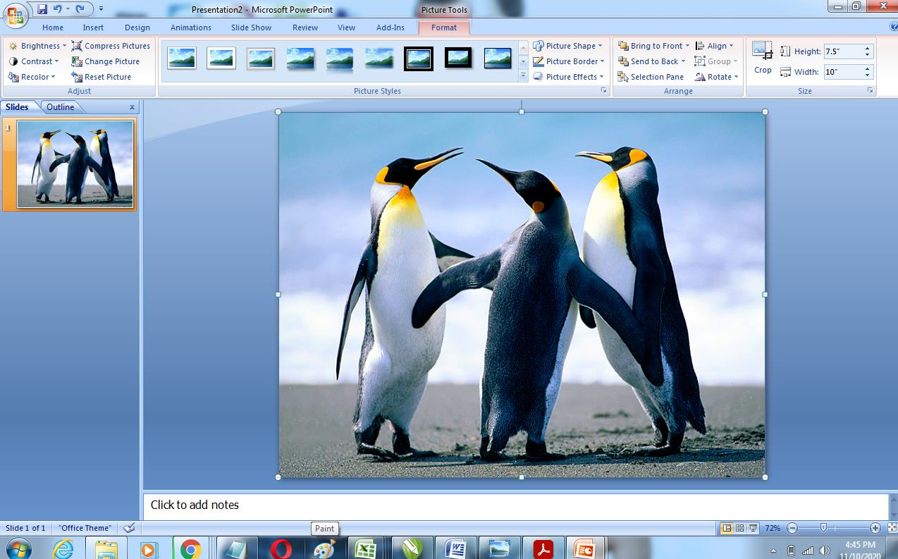 How to Remove Background of Image in Powerpoint 6