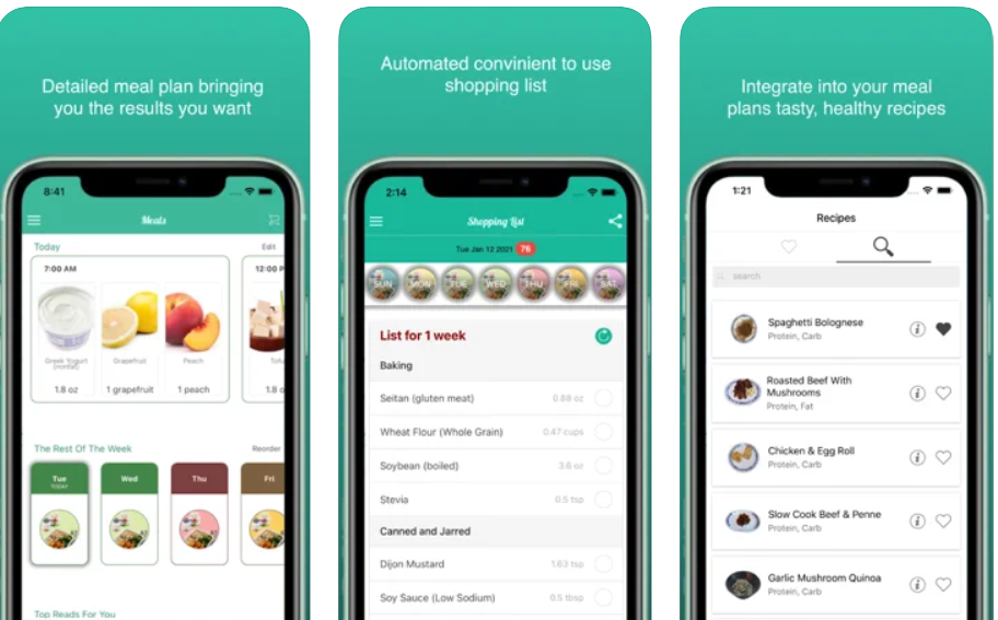 Best weight gain apps for android and ios