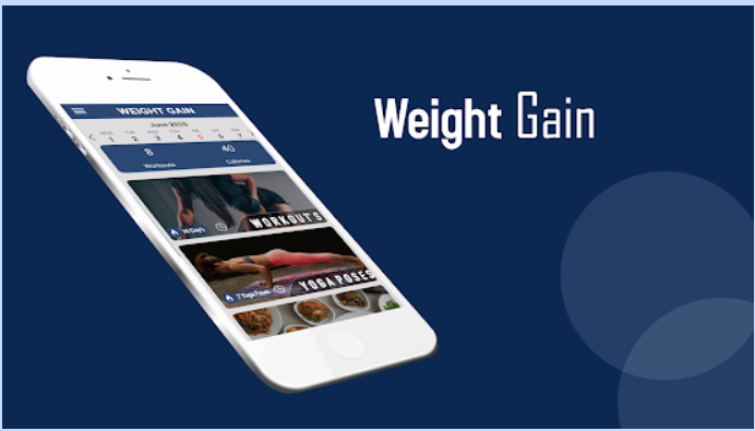 Best weight gain apps for android and ios1